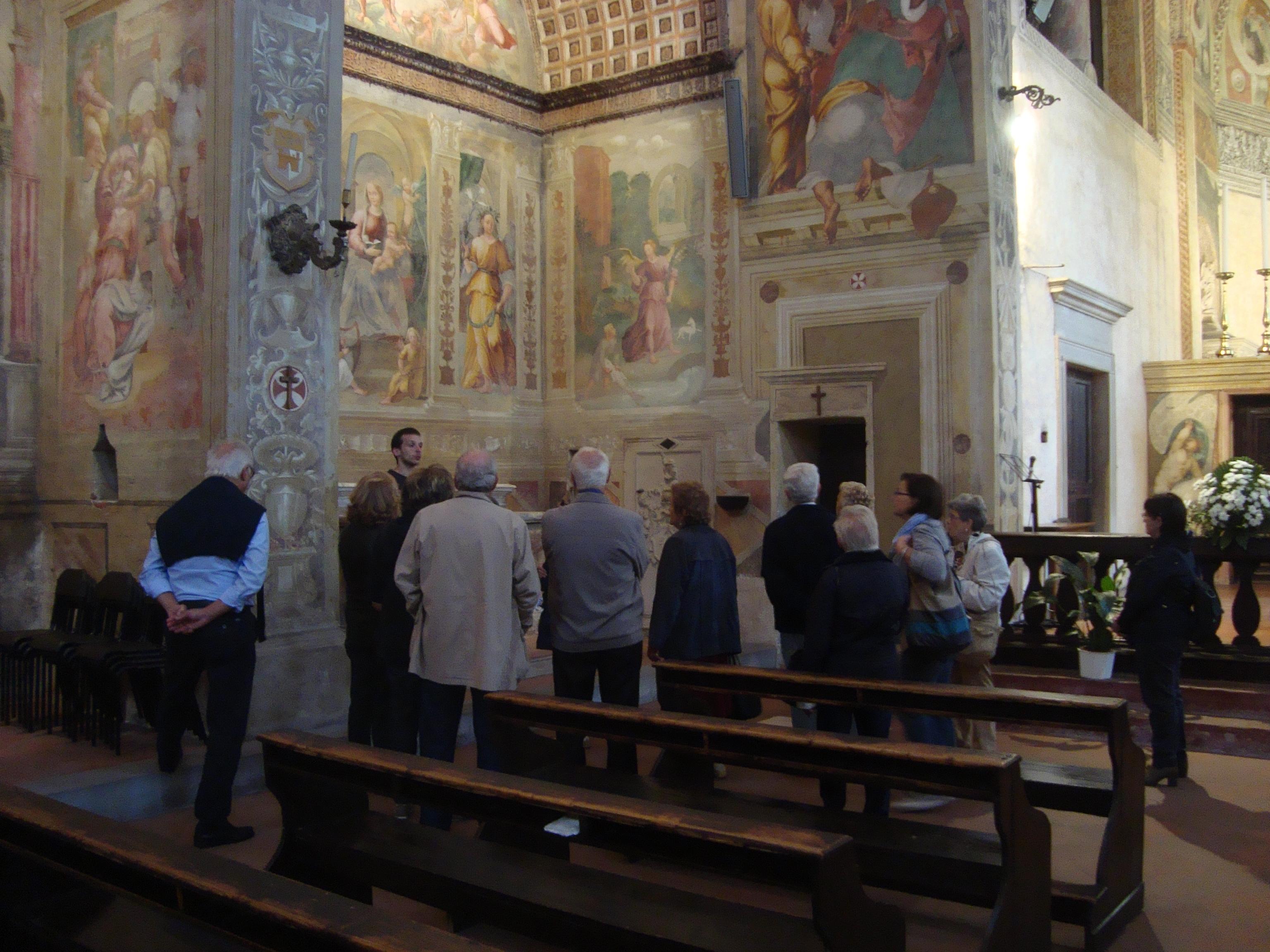 (Soncino) Chiesa di S. Maria delle Grazie