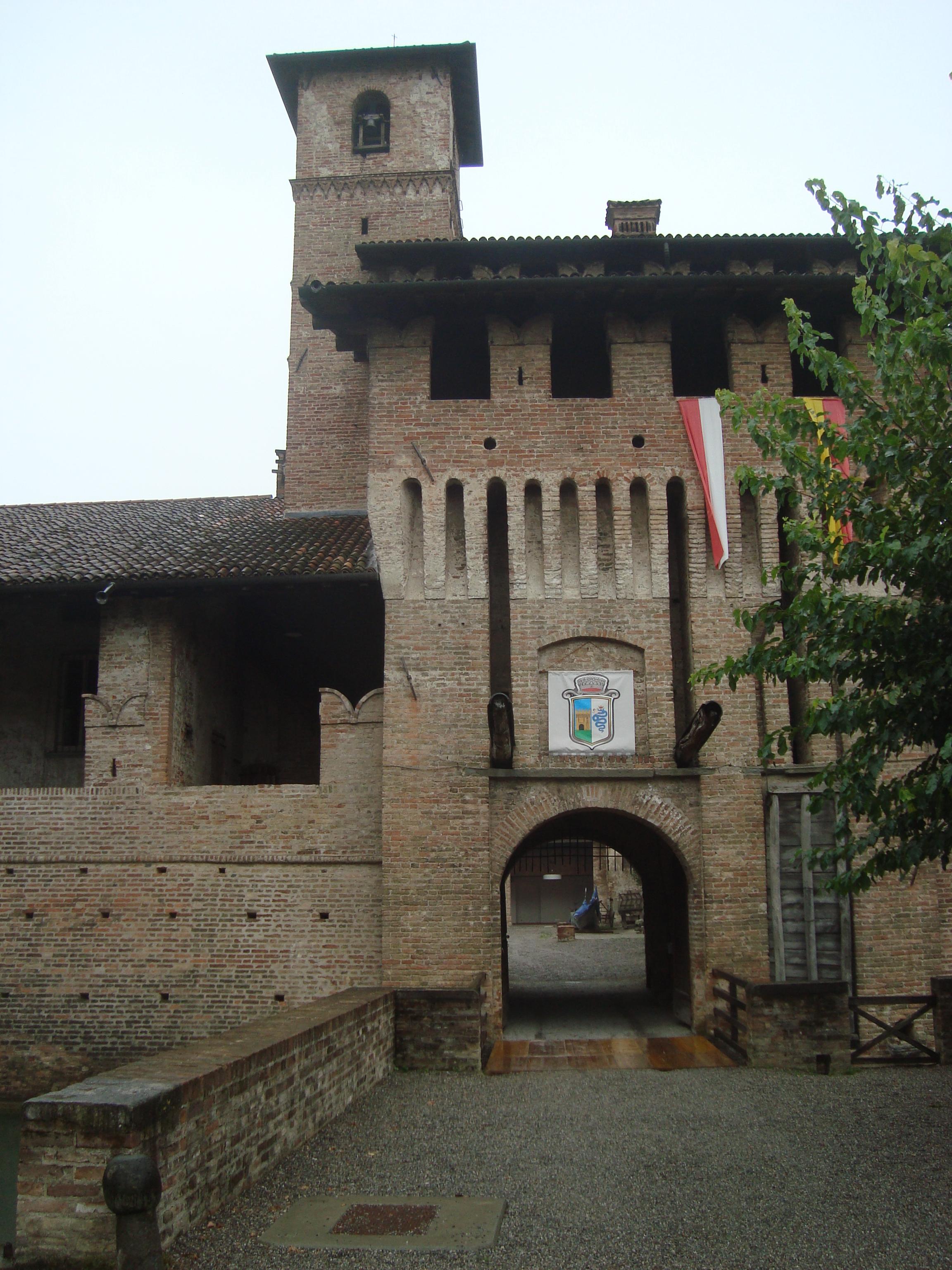 (Pagazzano) Castello visconteo