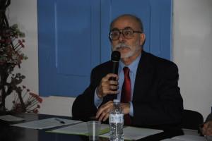 Il relatore prof. Aguzzi